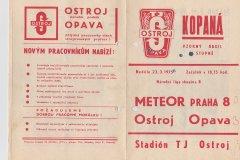 Bulletiny 74-75 Meteor - Opava