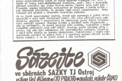 Bulletiny 85 - 86: Opava - Poruba