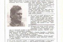 Bulletiny 85 - 86: Opava - Žatec