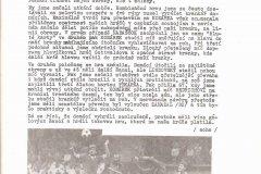 Bulletiny 87 - 88: Opava - Brno