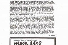 Bulletiny 88 - 89: Opava - Gottwaldov