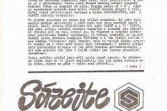 Bulletiny 89 - 90: Opava - Teplice