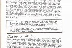 Bulletiny 90 - 91: Opava - České Budějovice