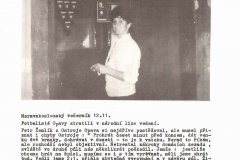 Bulletiny 90 - 91: Opava - Kladno