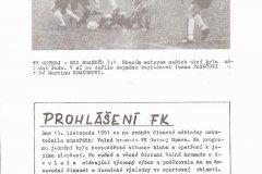Bulletiny 91 - 92: Opava - Brno