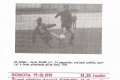 Bulletiny 91 - 92: Opava - Drnovice