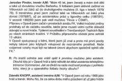 Bulletiny 93 - 94: Opava - Havířov