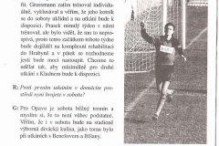Bulletiny 93 - 94: Opava - Turnov