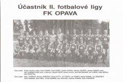 Ostroj Opava 1993 - 1994