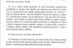 Bulletiny 94 - 95: Opava - Blšany
