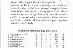 Bulletiny 94 - 95: Opava - Teplice