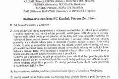 Bulletiny 94 - 95: Opava - Třinec