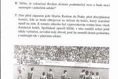 Bulletiny 94 - 95: Opava - Uherské Hradiště