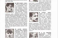 Bulletiny 95 - 96: Baník - Opava