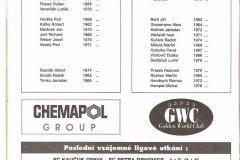 Bulletin 95 - 96: Drnovice - Opava