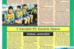 Bulletiny 95 - 96: Opava - Cheb