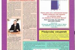 Bulletiny 95 - 96: Opava - Liberec