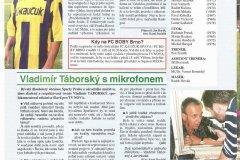 Bulletiny 95 - 96: Opava - Olomouc