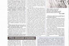 Bulletiny 95 - 96: Opava - Slavia
