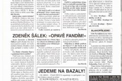 Bulletiny 95 - 96: Opava - Uherské Hradiště