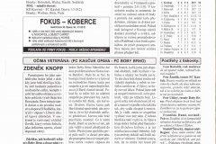 Bulletiny 95 - 96: Opava - Žižkov