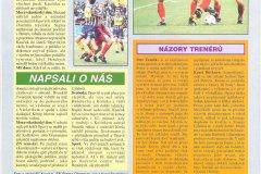 Bulletiny 96 - 97: Opava - České Budějovice