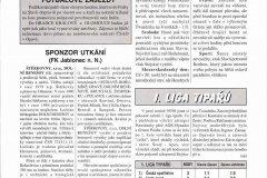 Bulletiny 96 - 97: Opava - Jablonec