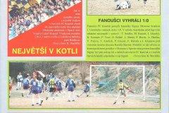 Bulletiny 96 - 97: Opava - Olomouc