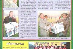 Bulletiny 96 - 97: Opava - Plzeň