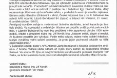 Bulletiny 97 - 98: Lázně Bohdaneč - Opava