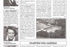 Bulletiny 97 - 98: Opava - Liberec