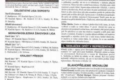 Bulletiny 97 - 98: Opava -Teplice