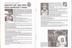 Bulletiny 98 - 99: Baník - Opava