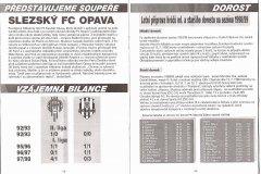 Bulletiny 98 - 99: Žižkov - Opava
