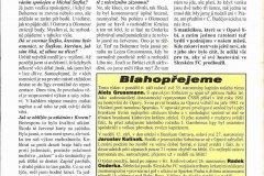Bulletiny 99 - 00: Opava - Baník