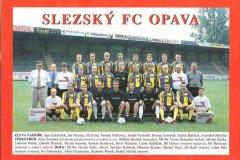 Bulletiny 99 - 00: Opava - Sparta