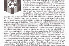 Bulletiny 99 - 00: Teplice - Opava