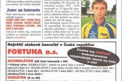 Bulletiny 00 - 01: Opava - Most