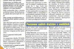 Bulletiny 00 - 01: Opava - Neratovice