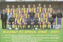 Bulletiny 00 - 01: Opava - Pardubice