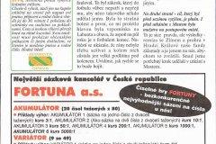 Bulletiny 00 - 01: Opava - Vítkovice
