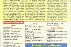 Bulletiny 00 - 01: Opava - Xaverov