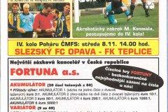 Bulletiny 00 - 01: Opava - Zlín