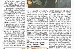 Bulletiny 01 - 02: Opava - Slavia