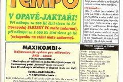 Bulletiny 01 - 02: Opava - Žižkov