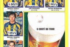 Bulletiny 02 - 03: Opava - HFK Olomouc