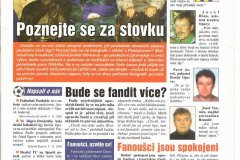 Bulletiny 02 - 03: Opava - Most