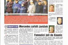 Bulletiny 02 - 03: Opava - Pardubice