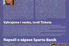 Bulletiny 03 - 04: Baník - Opava
