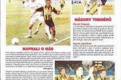 Bulletiny 03 - 04: Opava - Slavia